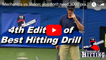 Baseball Swing Analysis Swing Mechanics Language Of Hitting Dave Kirilloff Alex Kirilloff Hitting Drills for TIMING baseball training online hitting coach mike trout swing