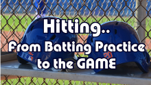 Baseball Batting Practice to the Game Baseball Swing Analysis Swing Mechanics Language Of Hitting Dave Kirilloff Alex Kirilloff Hitting Drills for TIMING baseball training online hitting coach mike trout swing