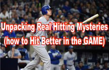 Baseball Hitting Timing for the Game Language Of Hitting Dave Kirilloff Alex Kirilloff Hitting Drills for TIMING baseball training online hitting coach mike trout swing