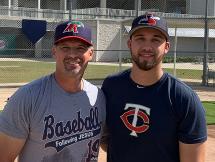 Language Of Hitting Dave Kirilloff Alex Kirilloff Hitting Drills for TIMING baseball training online hitting coach mike trout swing