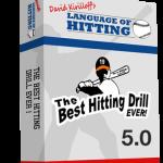 5.0 Best Hitting Drill EVER Language Of Hitting Dave Kirilloff Alex Kirilloff Hitting Drills for TIMING baseball training online hitting coach