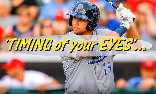 Timing our EYES Language Of Hitting Dave Kirilloff Alex Kirilloff Hitting Drills for TIMING baseball training