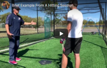 Alex kirilloff dave kirilloff language of hitting mike trout swing