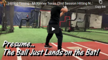 Dave Kirilloff language of hitting alex kirilloff minnesota twins hitting drills for timing neuroscience of hitting hitting drills for vision hitting drills for bat speed