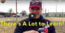 Dave Kirilloff online hitting coach language of hitting hitting drills for timing alex kirilloff minnesota twins