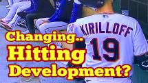 Dave Kirilloff language of hitting alex kirilloff minnesota twins hitting drills for timing.