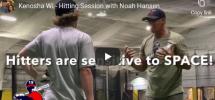 Hitting Session in Kenosha with Noah Hansen Language Of Hitting Dave Kirilloff Alex Kirilloff