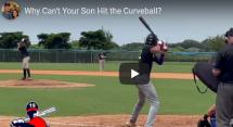 Can't Hit the Curveball Dave Kirilloff Language Of Hitting Alex Kirilloff